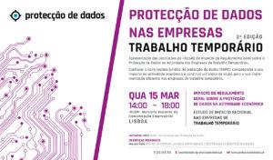 Protecção de Dados nas Empresas de Trabalho Temporário