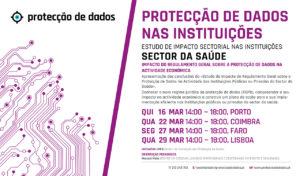 I Curso de Formação - Estudo de Impacto Sectorial - «Protecção de Dados Pessoais nas Entidades do Sector da Saúde»