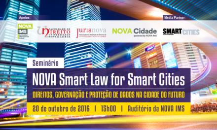 Seminario Smart Cities – NOVA IMS