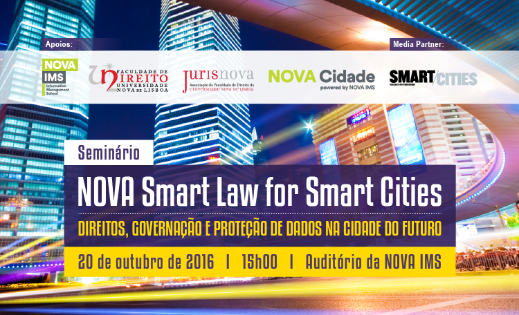 Seminario Smart Cities – NOVA IMS