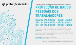 IV Curso de Formação RGPD - Recursos Humanos - Protecção de Dados Pessoais dos Trabalhadores