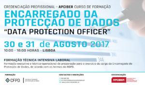 Curso Encarregado da Protecção de Dados - Programa - 20170830 - Ref P0132017 CFPD