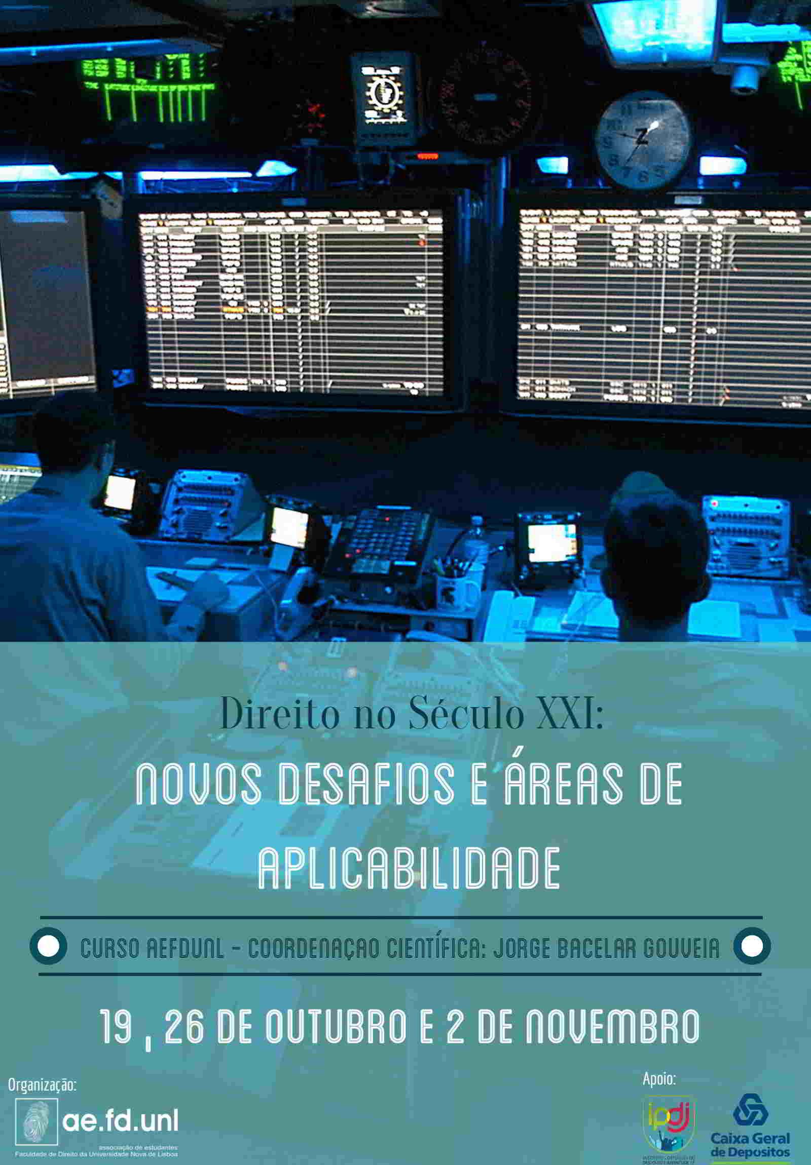 Intervenção de Manuel Melo no Curso Direito no Século XXI