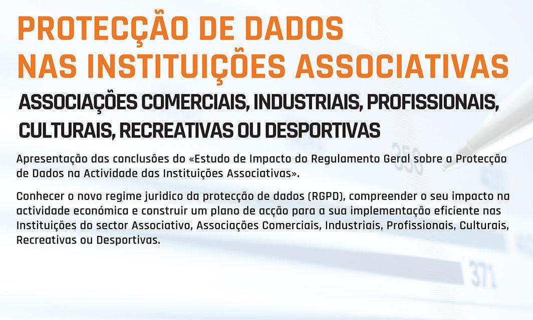 Estudo de Impacto Sectorial – «Protecção de Dados no Sector Associativo» – Impacto do RGPD nas Entidades Associativas – II Edição