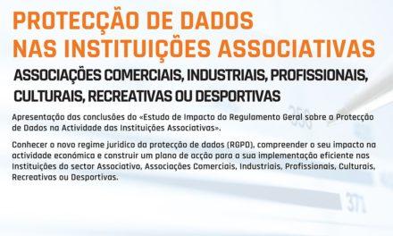 Estudo de Impacto Sectorial – «Protecção de Dados no Sector Associativo» – Impacto do RGPD nas Entidades Associativas