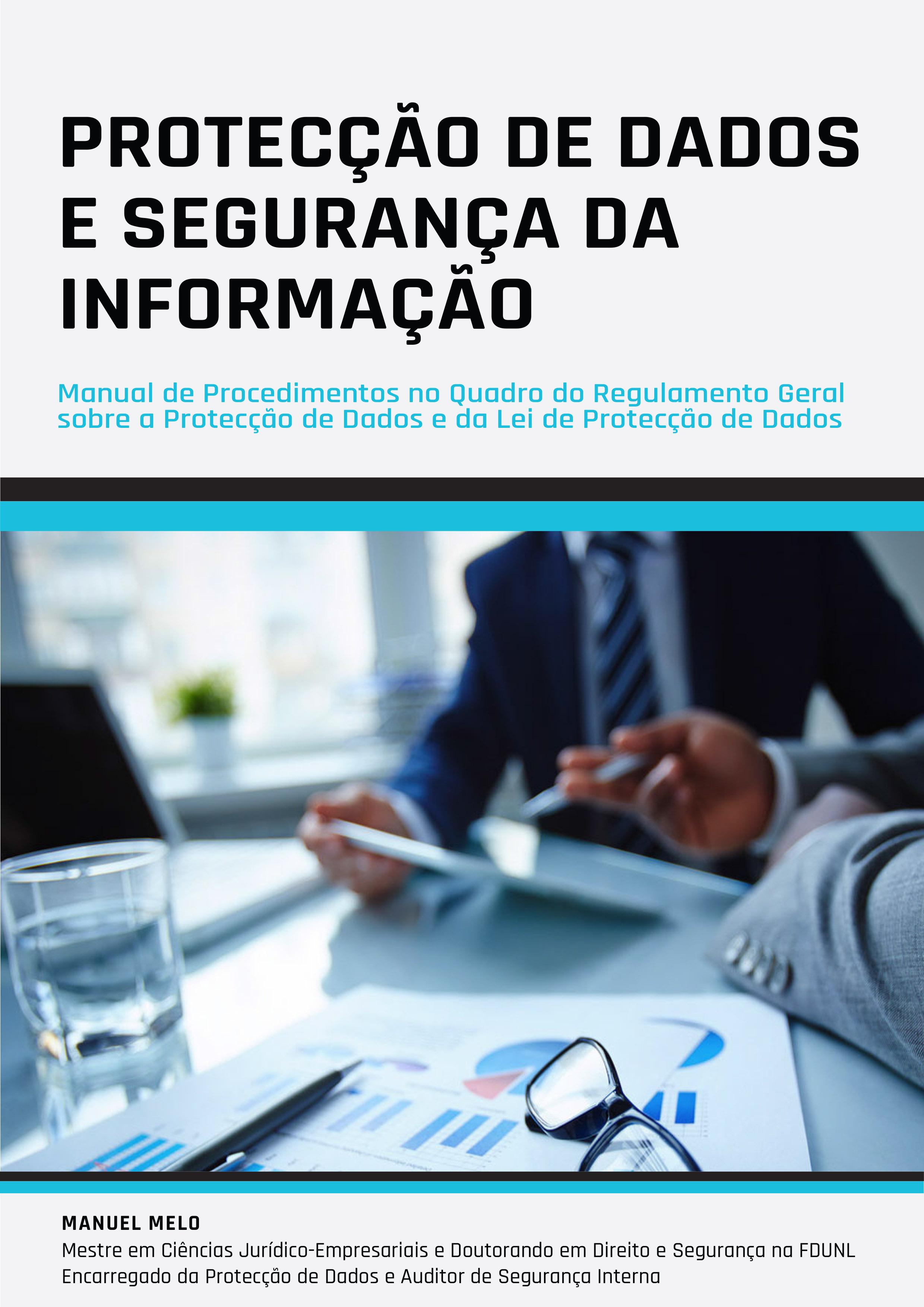 Manual de Protecção de Dados e da Segurança da Informação